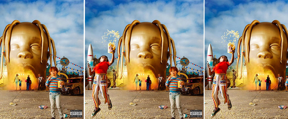 Astroworld: Travis Scott takes us on a psychedelic roller coaster ride with his new album