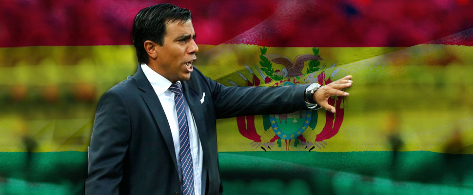 Bringing back Bolivia to the next world cup: The challenge of César Farías
