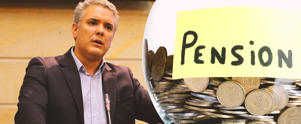 What is known about Duque's pension reform: it does not attack the main problem