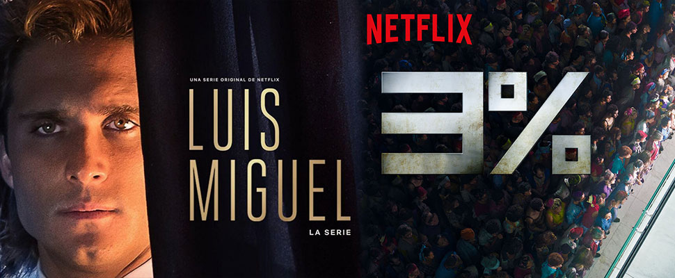 Latin America takes Netflix: 4 series to see what being a Latino is like