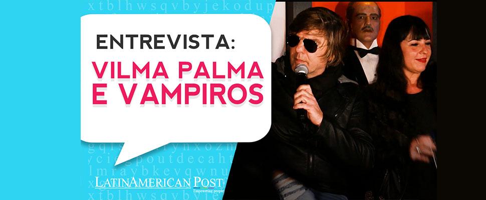 Vídeo: ¡Vilma Palma e Vampiros está de vuelta!