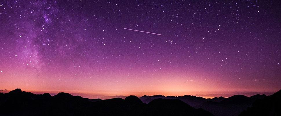 Vídeo: Si te perdiste la lluvia de estrellas, revive los mejores momentos aquí