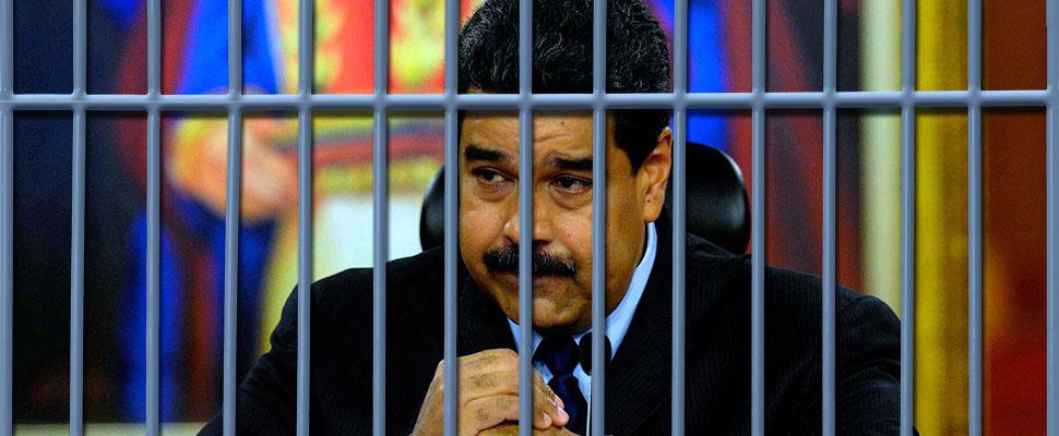 Aunque no lo crea: Nicolás Maduro condenado a 18 años en prisión por corrupción