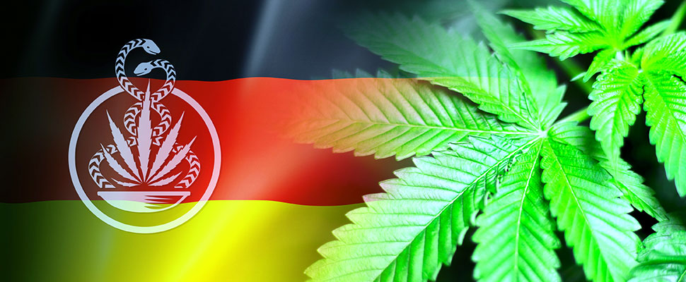 Is it possible the legalization of marijuana in Germany?