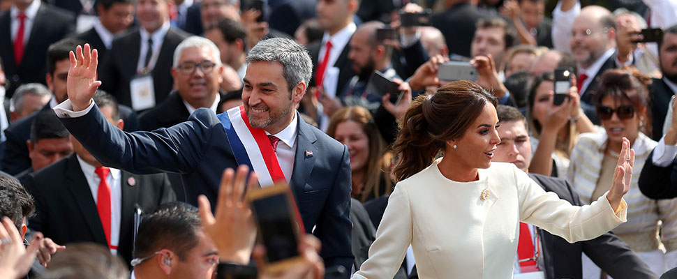 Paraguay: Everything you need to know about the new president Mario Abdo Benítez