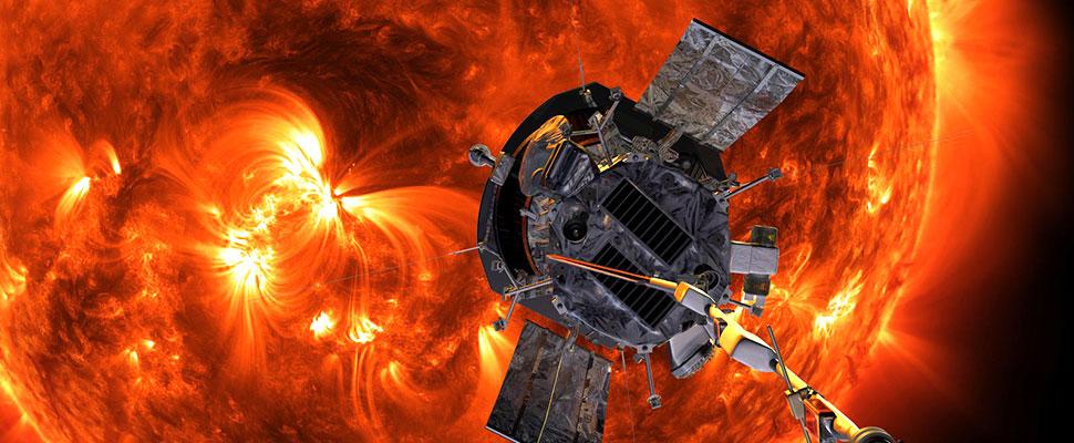 ¿Tocaremos el sol? Todo lo que necesitas saber de la Misión Parker Solar Probe