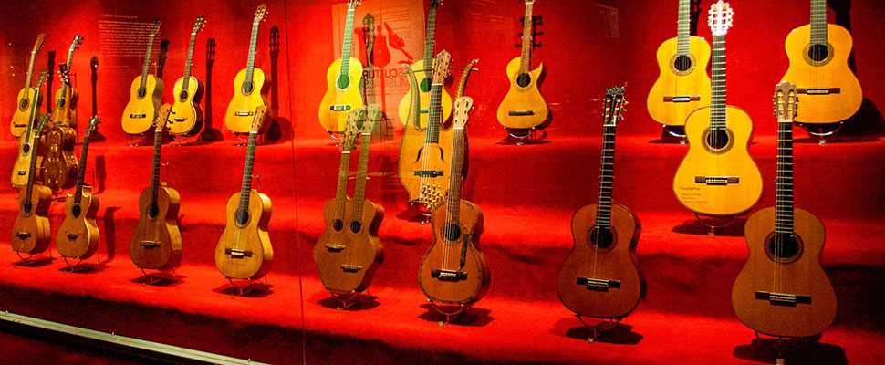 Long live music! Here are some Latin American museums specialized in music