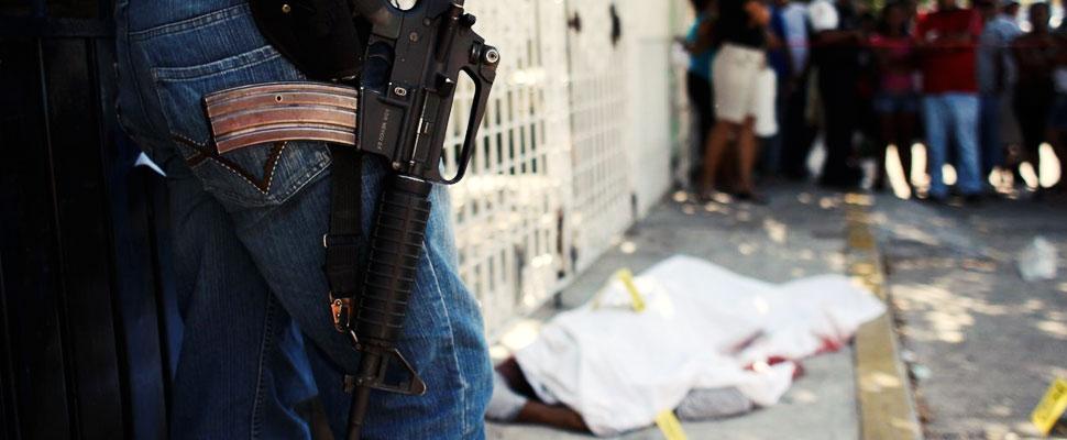 ¿Por qué Latinoamérica es la región más violenta del mundo?