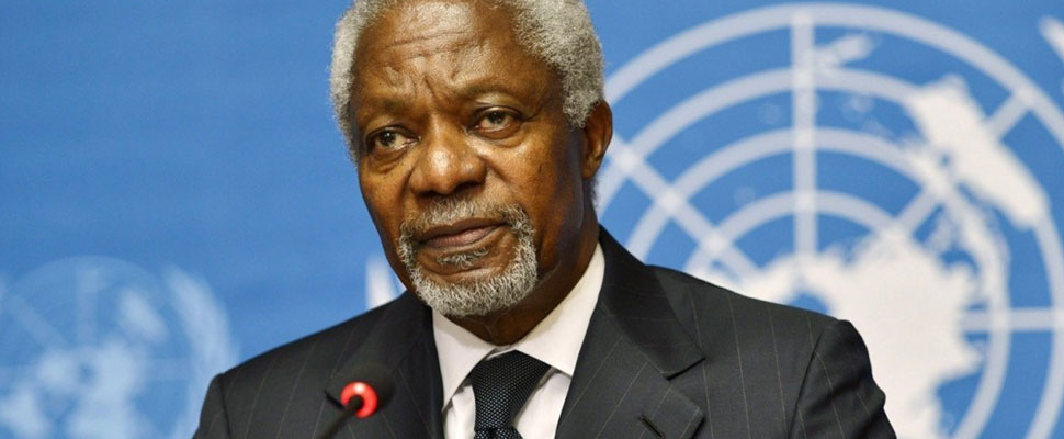 Kofi Annan: These are the lessons he left for Latin America