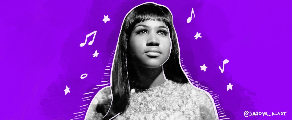 What did Aretha Franklin leave us?