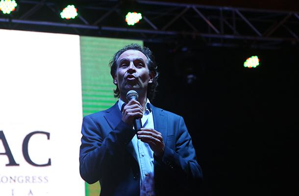 Federico Gutiérrez alcalde de medellin