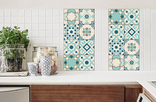 ¡Diviértete! Personaliza y decora tu cocina con vinilos