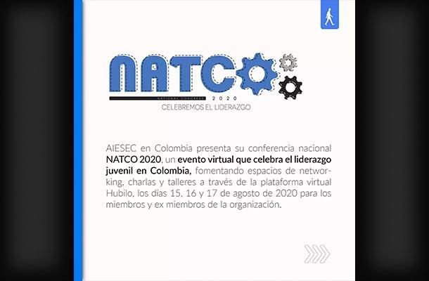 Así se vivió NATCO 2020
