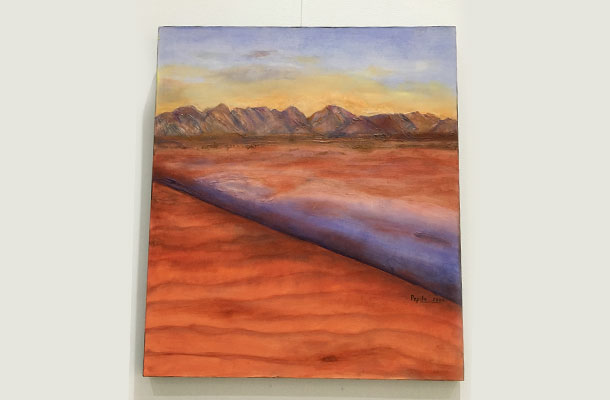 Red Desert - Pepita de Pérez