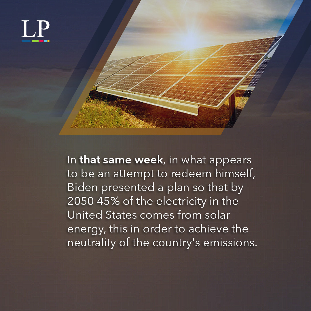How Far has Biden Met his Environmental Agenda?