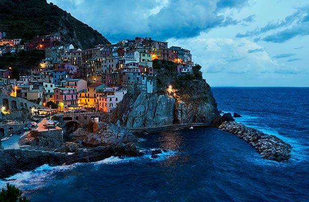 Cinque Terre, Italy,