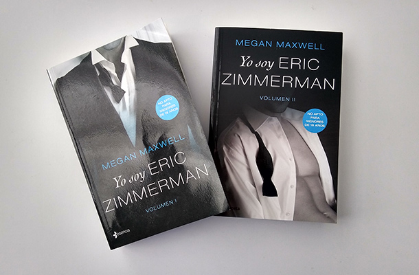"Caratula libro ""Yo soy Eric Zimmerman """