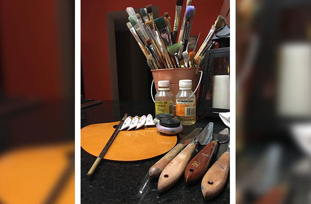 5 things you should keep in mind when painting with oil
