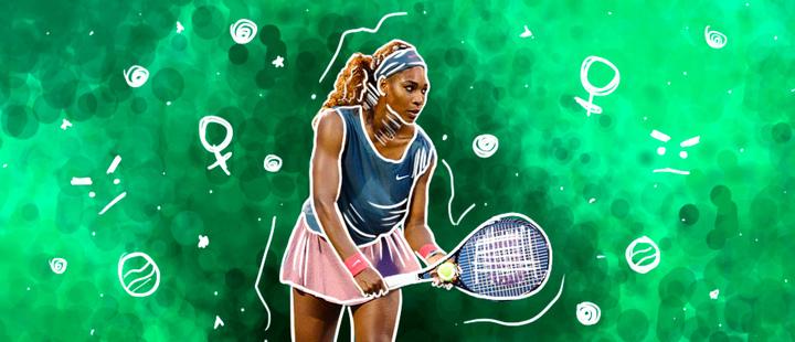 Serena, la no tan serena
