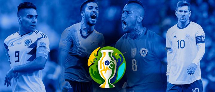 Falcao Garcia - Luis Suarez - Arturo Vidal - Lionel Messi