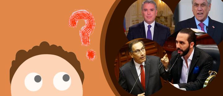 Quiz - Presidentes Latinoamericanos