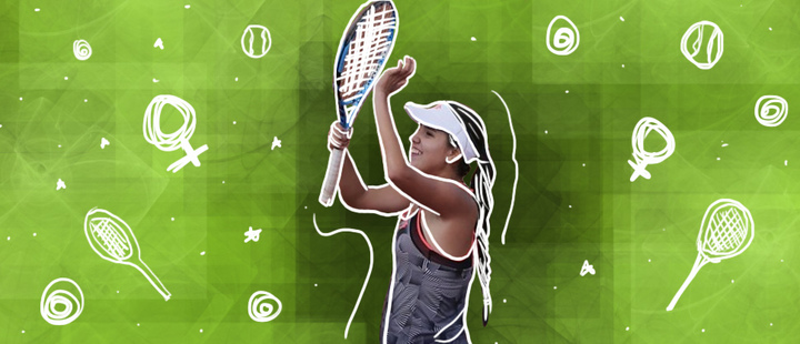 Maria Camila Osorio: the young Colombian player in Roland Garros