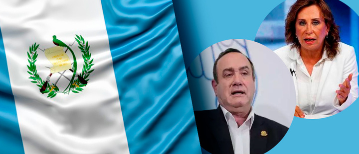Torres and Giammattei: the two options for Guatemala's presidency