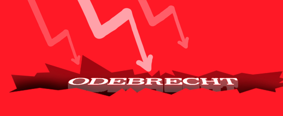 How does Odebrecht bankruptcy affect victim countries of