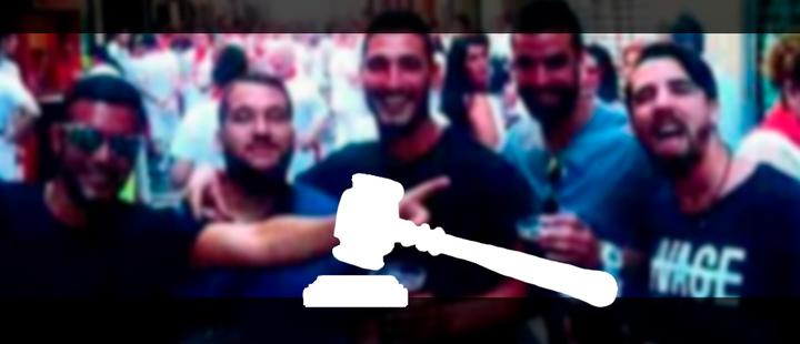 'No es abuso, es violación': condenan a 'La Manada' en España