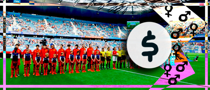 Women's Football World Cup Awards: this is the huge salary gap in football