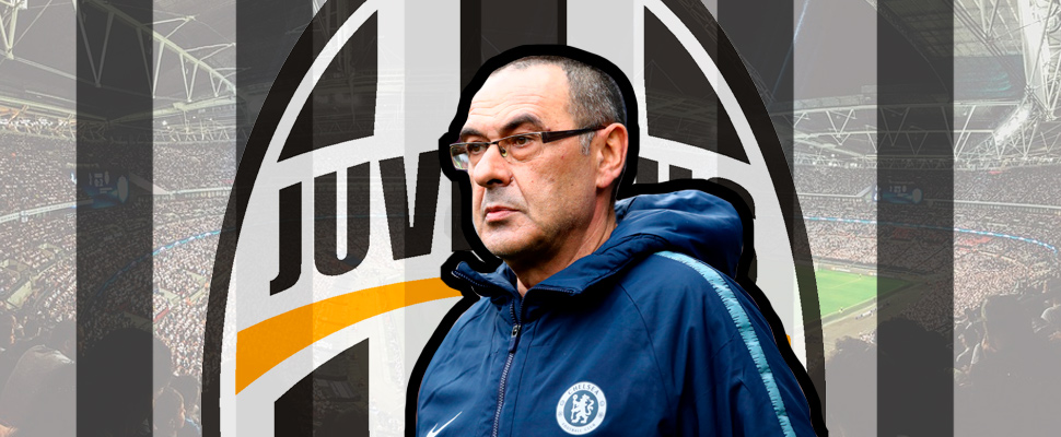Juventus: rumble in Italy with the return of Maurizio Sarri