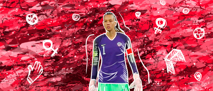 Christiane Endler: the goalkeeper who triumphs in the Women's World Cup