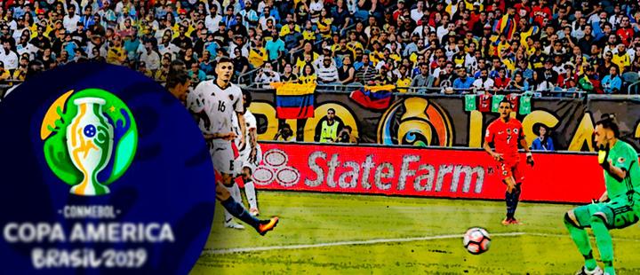 All in! Copa América 2019's quarterfinals