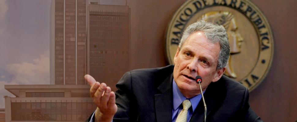 Juan José Echavarría, gerente general del Banco de la República de Colombia