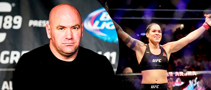 Dana White and Amanda Nunes made mixed martial arts the first sport with gender pay equality