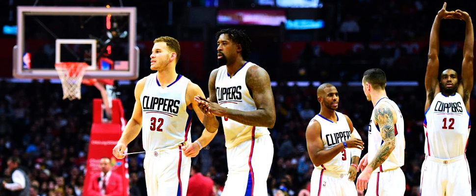 Los Angeles Clippers players