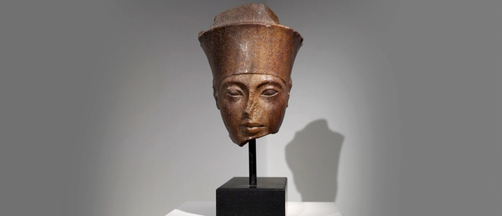 Tutankhamun bust and other objects that Egypt claims to Europe