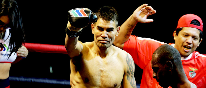 Paraguayan boxer who is imprisoned transforms jail into a ring to promote reintegration