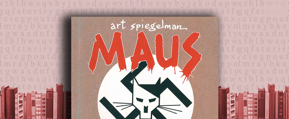 "Cover of ""Maus"" by Art Spiegelman"