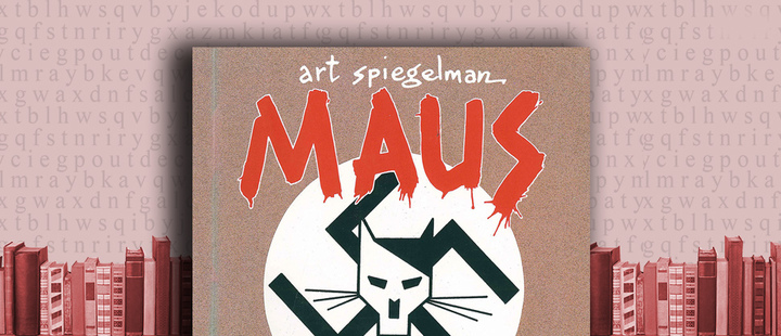 Latam Booklook: 'Maus' by Art Spiegelman