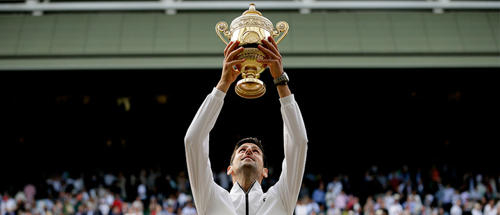 Wimbledon: Novak Djokovic wins titanic five-set battle