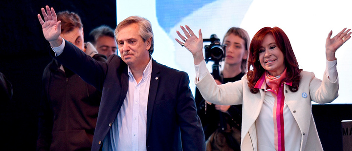'Up in the air': Polls show Argentinian presidential race neck-and-neck