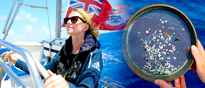 Making waves: Female round-the-world crew to fight ocean plastic