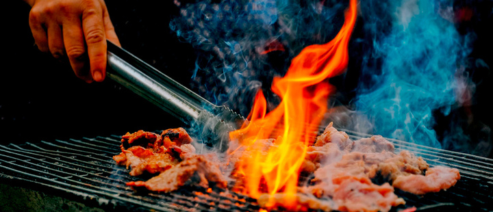 Planning a BBQ? Not if you want to save the planet