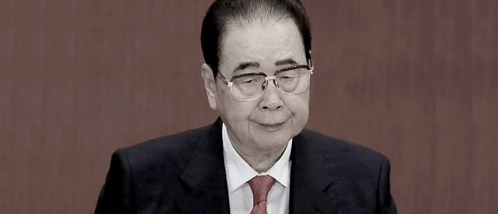 Li Peng, hardline Chinese leader in Tiananmen crackdown, dies at 90