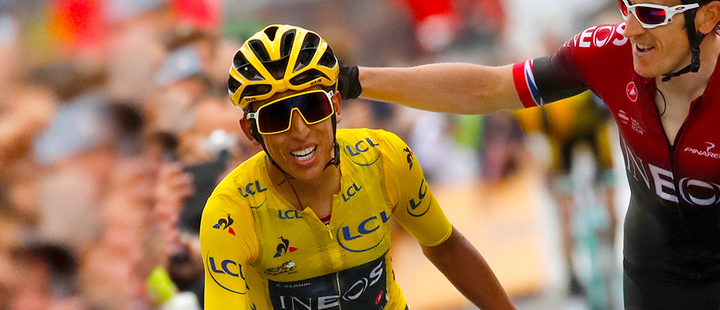 After tremendous falls, Egan Bernal wins Tour de France