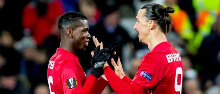 Zlatan piensa que el Manchester United necesita vender Paul Pogba