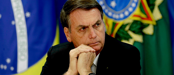 Head of Brazil deforestation monitor out amid Bolsonaro ire