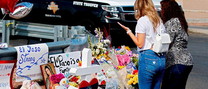 Sospechoso del tiroteo en Texas es etiquetado como terrorista doméstico