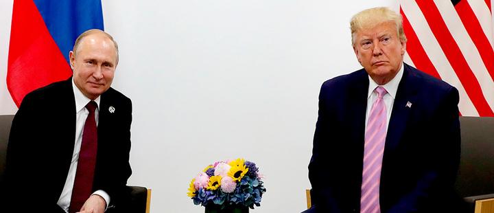 Putin a Trump: desarrollaremos nuevos misiles nucleares si EEUU lo hace
